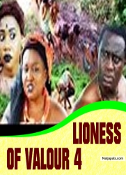 LIONESS OF VALOUR 4