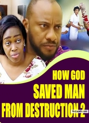 HOW GOD SAVED MAN FROM DESTRUCTION 2