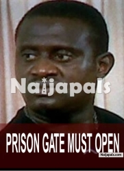 Prison Gate Must Open