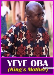 YEYE OBA (King's Mother)