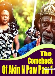 The Comeback Of Akin N Paw Paw 1