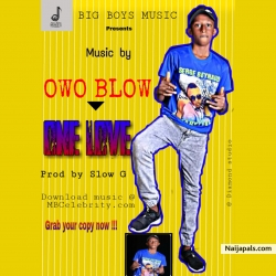 One Love (Prod. Slow G) by Owo blow