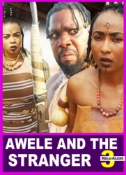 AWELE AND THE STRANGER 3