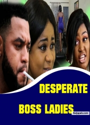 DESPERATE BOSS LADIES