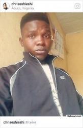 Chris Keike Eshieshi (chriskeike)