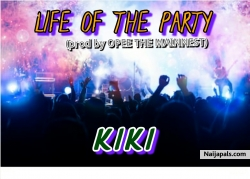 LIFE OF THE PARTY by Kiki