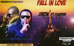 Fall In love by Jiron ft. Flavor