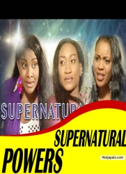 SUPERNATURAL POWERS