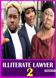 ILLITERATE LAWYER 2