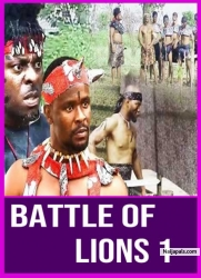 BATTLE OF LIONS  1