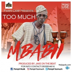Too Much by MBABII (Jake On The Beat)