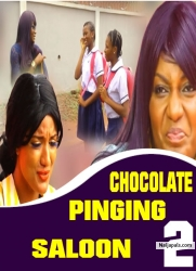CHOCOLATE PINGING SALOON 2