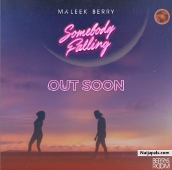 Somebody Falling by Maleek Berry