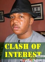 Clash of Interest
