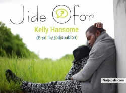 Jide Ofor by Kelly Hansome