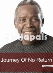 Journey Of No Return