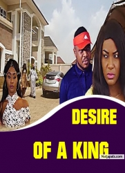 Desire Of A King