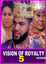 VISION OF ROYALTY  5