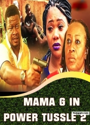MAMA G IN POWER TUSSLE 2