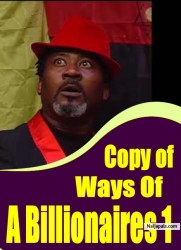 Copy of Ways of a Billionaires 1
