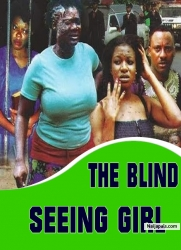 THE BLIND SEEING GIRL