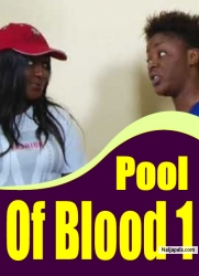 Pool Of Blood 1