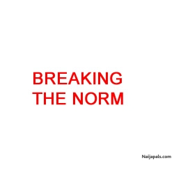 breaking the norm quotes
