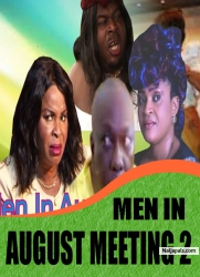 MEN IN AUGUST MEETING 2
