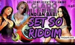 Glado ft Mr V-bee×koboko-Indian babi (Prod. By Mr V-Bee ) by Glado