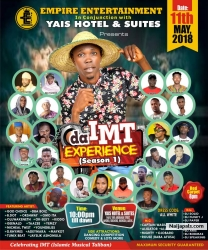 Empire Entertainment in conjunction with YAIS Hotel and suites by Da IMT Experience (Aboki-anobi)