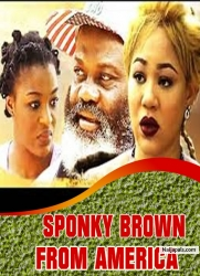 SPONKY BROWN FROM AMERICA