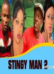 STINGY MAN 2
