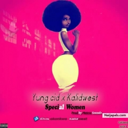 special woman by yung cid ft kalid west