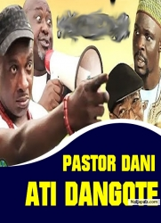 Pastor Dani Ati Dangote