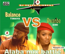 Alaba mix battle by Simi vs Timaya