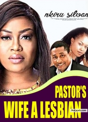 PASTOR'S WIFE A LESBIAN