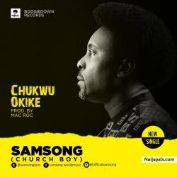 Chukwu Okike by Samsong