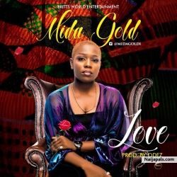 LOVE by MIDA GOLD
