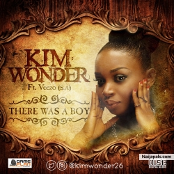 There was a boy by Kim Wonder