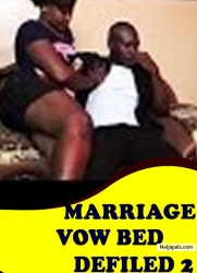 Marriage Vow bed defiled 2