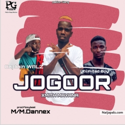 XMITH MAYANA FT Unlimited-Boy & Captain Walz-JOGOOR by XMITH MAYANA