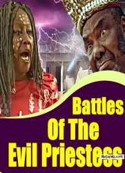 Battles Of The Evil Priestess
