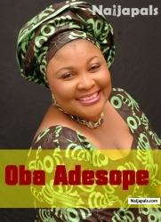 Oba Adesope 2