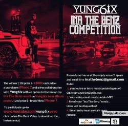 In The Benz (Yung6ix cover) by LAGO
