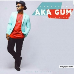 AKAGUM by  Harrysong + Duncan Mighty