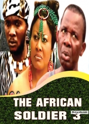 THE AFRICAN SOLDIER 3