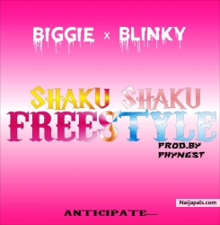 Shaku Shaku Freestyle by Biggykaa ft Blinky
