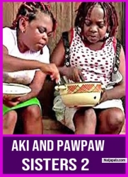 Aki and Pawpaw Sisters 2