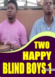 TWO HAPPY BLIND BOYS 1
