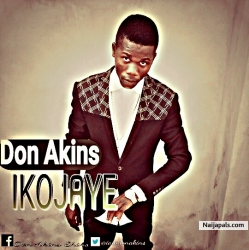 Ikojaye by Don Akins